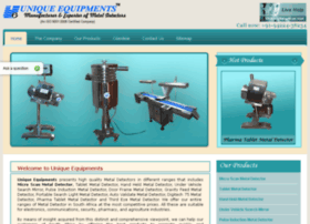 south-africa.uniqueequipments.com