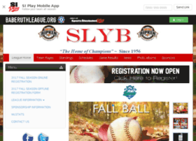 south-lexington-youth-baseball.sportssignupapp.com