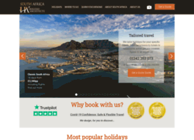 southafricaholidayarchitects.com