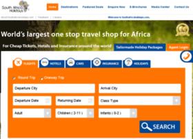 southafricaholidays.com