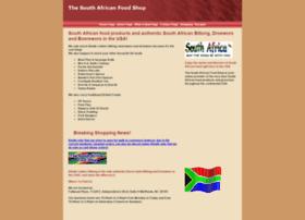 southafricanfoodshop.com