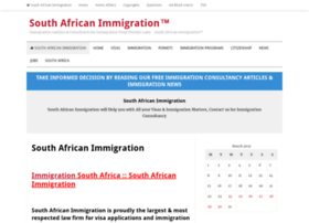 southafricanimmigration.org