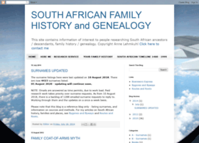 southafricanresearcher.blogspot.com