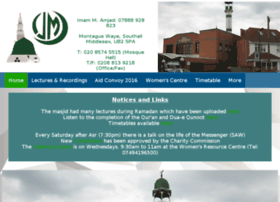 southallmosque.org.uk