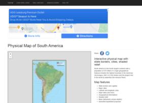 southamerica.zoom-maps.com