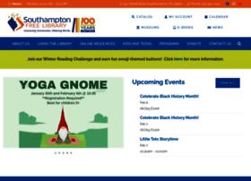 southamptonfreelibrary.org