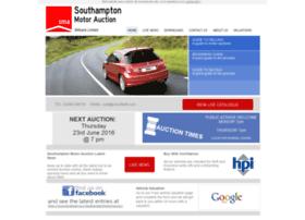 southamptonmotorauction.com