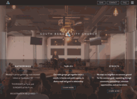 southbendcitychurch.com