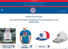 southbendcubs.milbstore.com