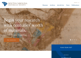 southcarolinahistoricalsociety.org