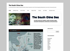 southchinasea.org