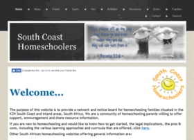 southcoast-kznhomeschoolers.yolasite.com