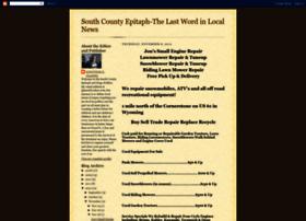 southcountyepitaph.blogspot.com