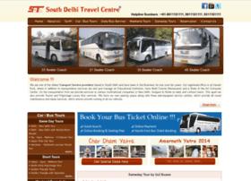 southdelhitravel.com