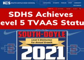 southdoylehs.knoxschools.org