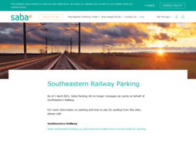 southeasternparking.co.uk