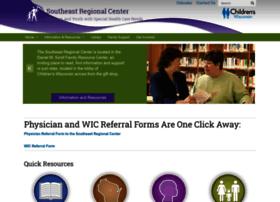 southeastregionalcenter.org