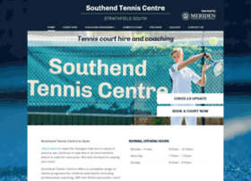southendtenniscentre.com.au