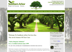 southernarborservices.com