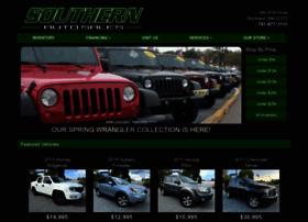 southernautomall.com