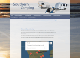 southerncamping.co.za