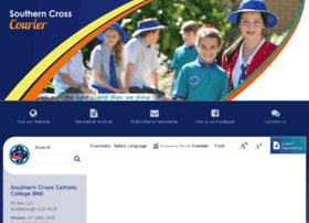 southerncrosscc.schoolzineplus.com