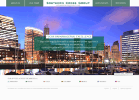 southerncrossgroup.com