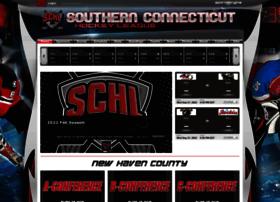 southerncthockeyleague.com