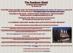 southernhotelbb.com