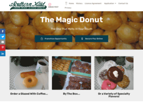 southernmaiddonuts.com