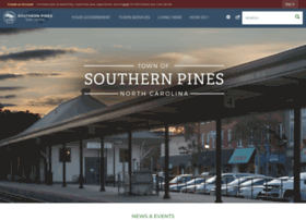 southernpines.net
