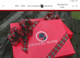 southernproper.com
