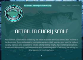 southernscalesfishtaxidermy.com