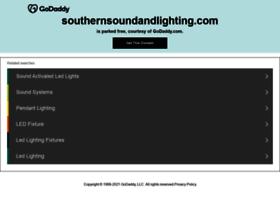 southernsoundandlighting.com