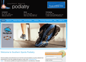 southernsportspodiatry.com.au