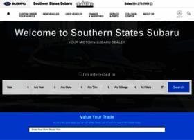 southernstatessubaru.net