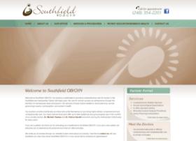southfieldobgyn.com