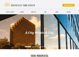 southfieldtowncenter.com
