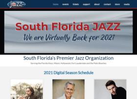 southfloridajazz.org