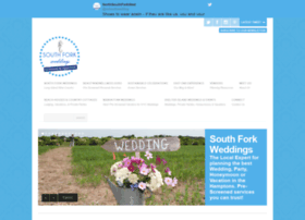 southforkweddings.com