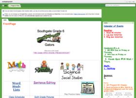 southgategrade6.pbworks.com