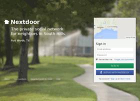 southhillsfw.nextdoor.com