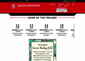 southhoustonhs.pasadenaisd.org