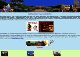 southindiaholidaytours.com