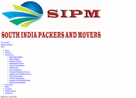 southindiapackers.com