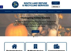 southlakerefuse.com