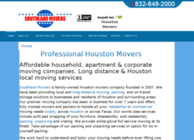 southlandmovers.com