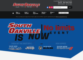 southoakvillechrysler.ca
