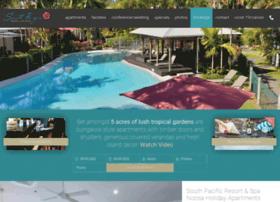southpacificresort.com.au