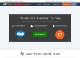 southpadreislandtx.foodhandlerclasses.com